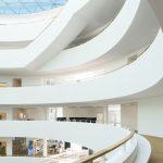La nuova sede dell'azienda farmaceutica danese Novo Nordisk