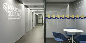 La nuova sede MBCredit Solution