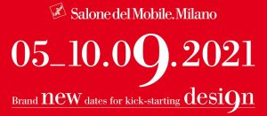 Salone del Mobile.Milano 2021, l'appuntamento è a settembre