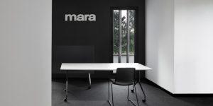 Un nuovo showroom aziendale per Mara