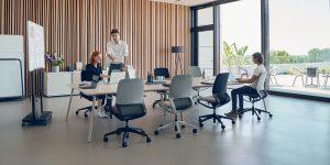 Le nuove dimensioni dell'ufficio