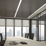 Il meglio dell'integrazione tra partizioni d'interni e soffitti radianti