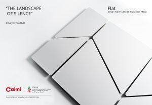 Il design di Caimi al Padiglione Italia di Expo 2020 Dubai