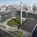 Moncler progetta il nuovo headquarter all'insegna di esperienza, benessere e sostenibilità